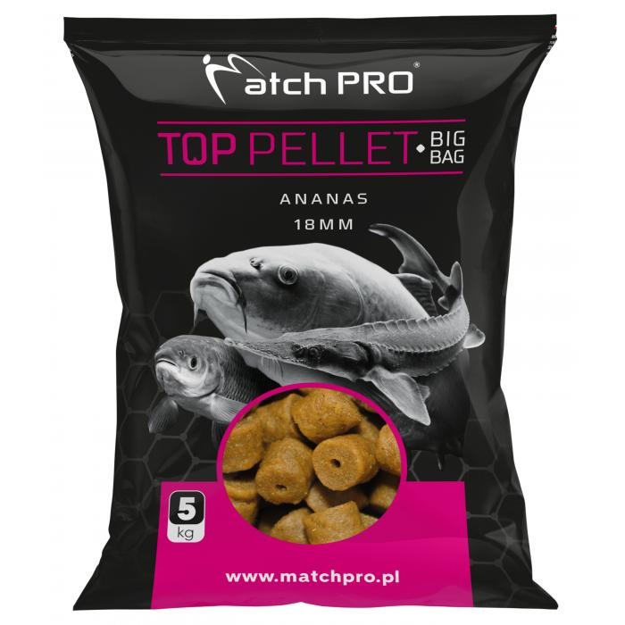 Пелети MatchPro PINEAPPLE 18mm 5kg