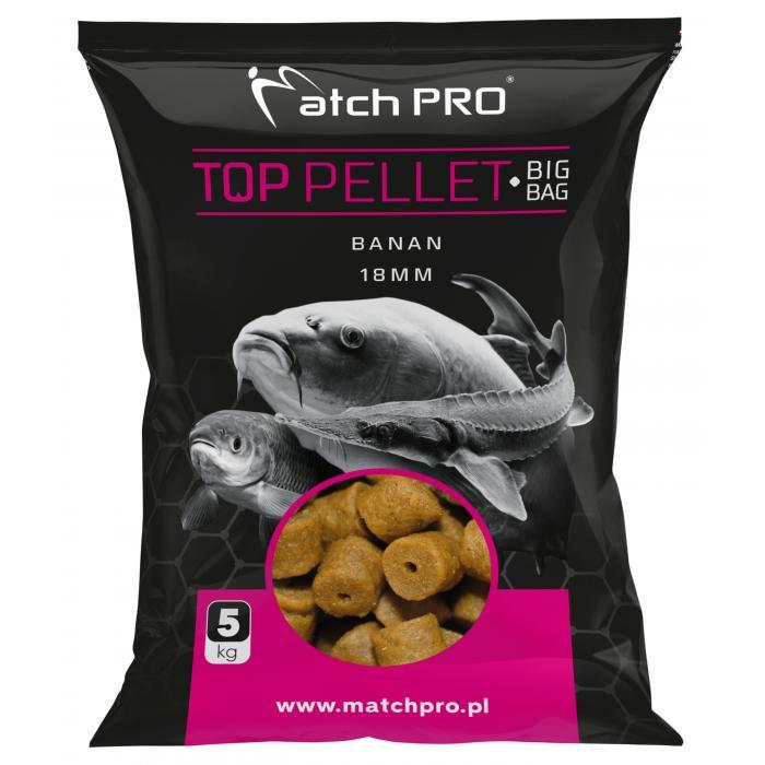 Пелети MatchPro BANANA 18mm 5kg