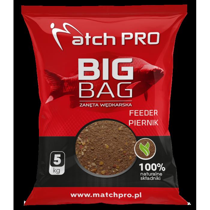 BIG BAG FEEDER GINGERBREAD MatchPro 5kg