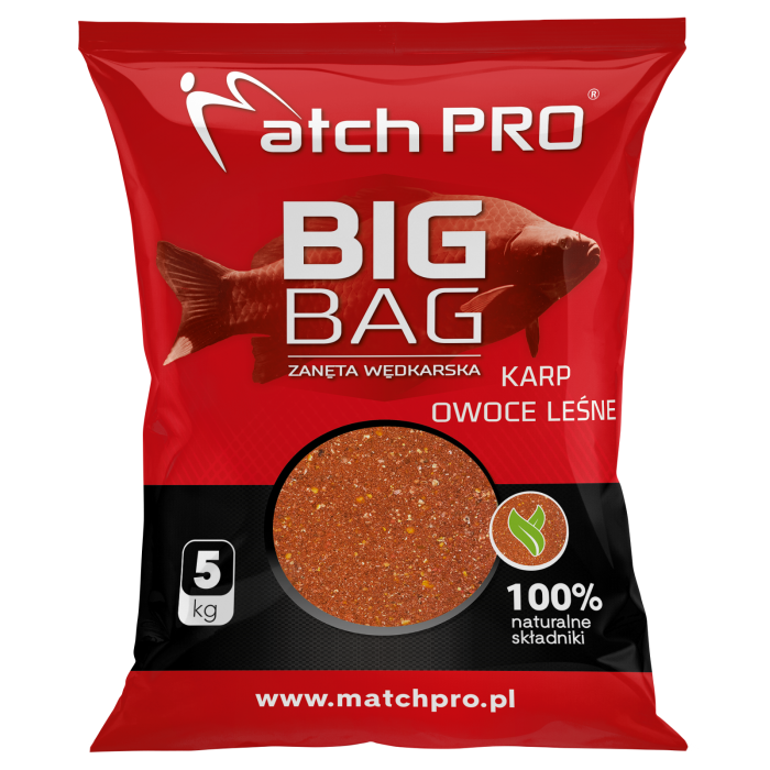 BIG BAG CARP FOREST FRUIT MatchPro 5kg
