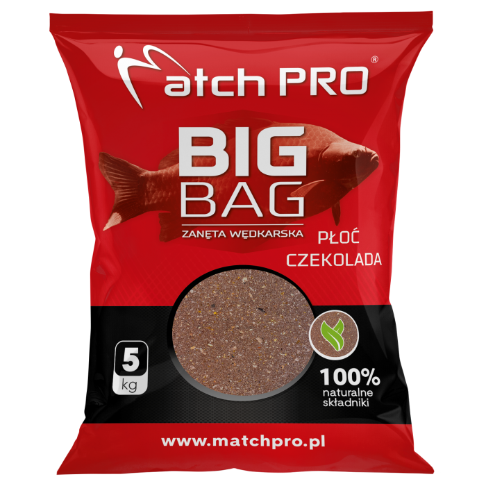 BIG BAG ROACH CHOCOLATE MatchPro 5kg