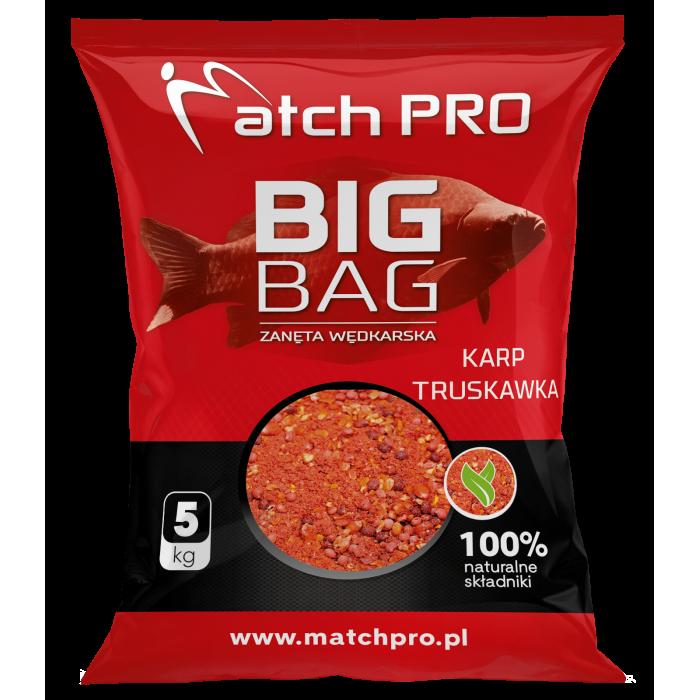 BIG BAG CARP STRAWBERRY MatchPro 5kg