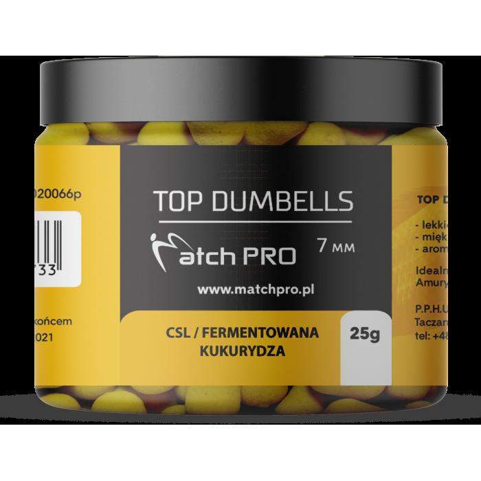 TOP DUMBELLS CSL 7mm / 25g MatchPro