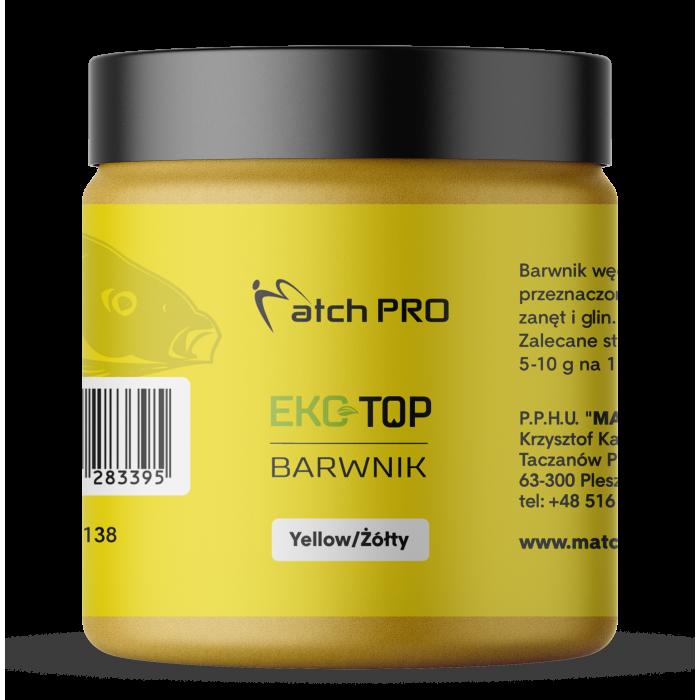 Оцветител Matchpro Eko Top Barwnik - Yellow - 120gr.