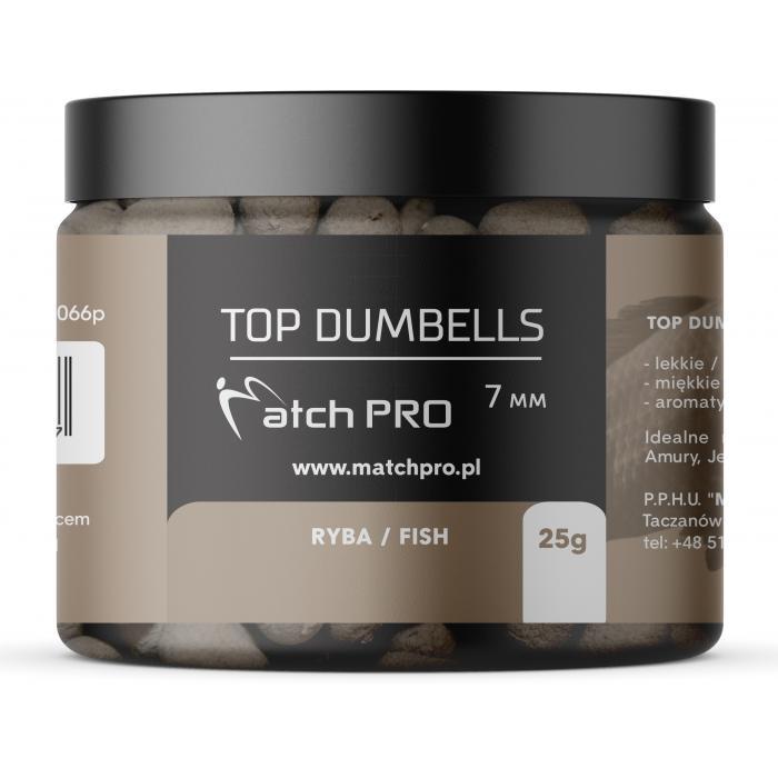 TOP DUMBELLS FISH 7mm / 25g MatchPro