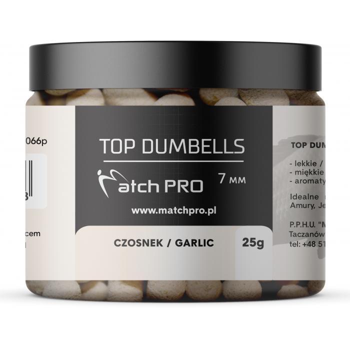 TOP DUMBELLS GARLIC 7mm / 25g MatchPro