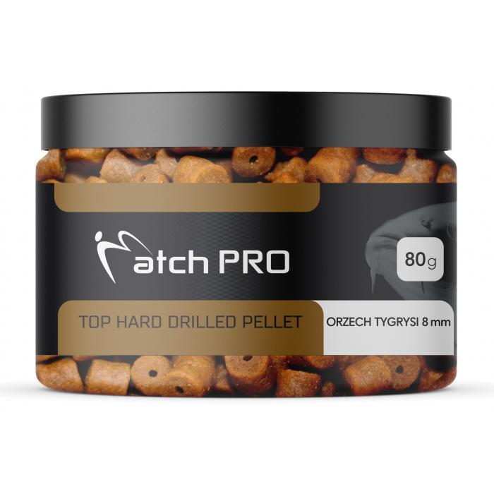 TOP HARD TIGER NUT 8mm DRILLED Pellet MatchPro 80g