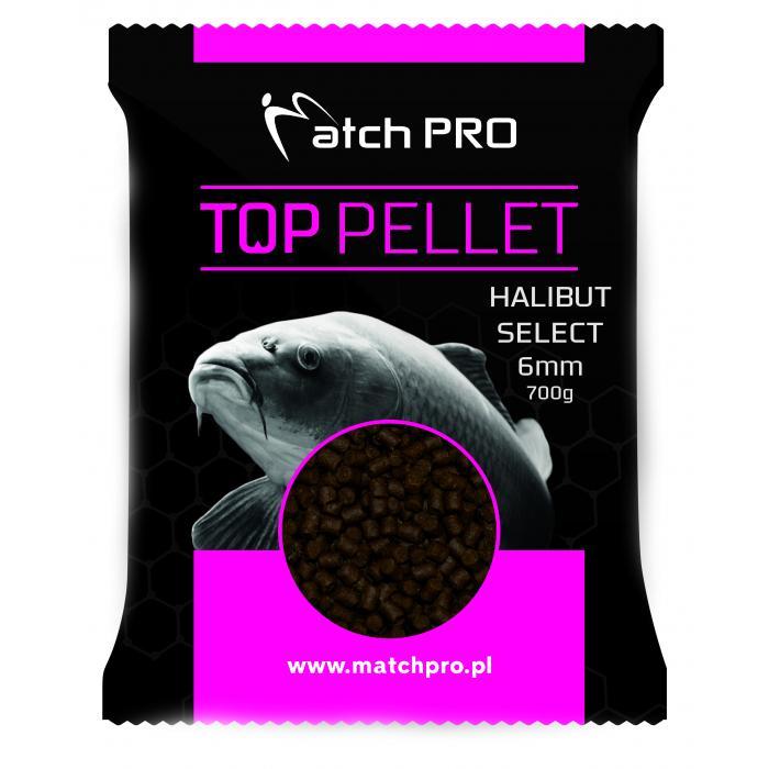 Пелети MatchPro HALIBUT SELECT 6mm/ 700g