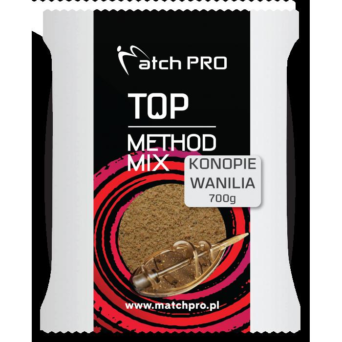 METHODMIX VANILLA & HEMP Matchpro 700g