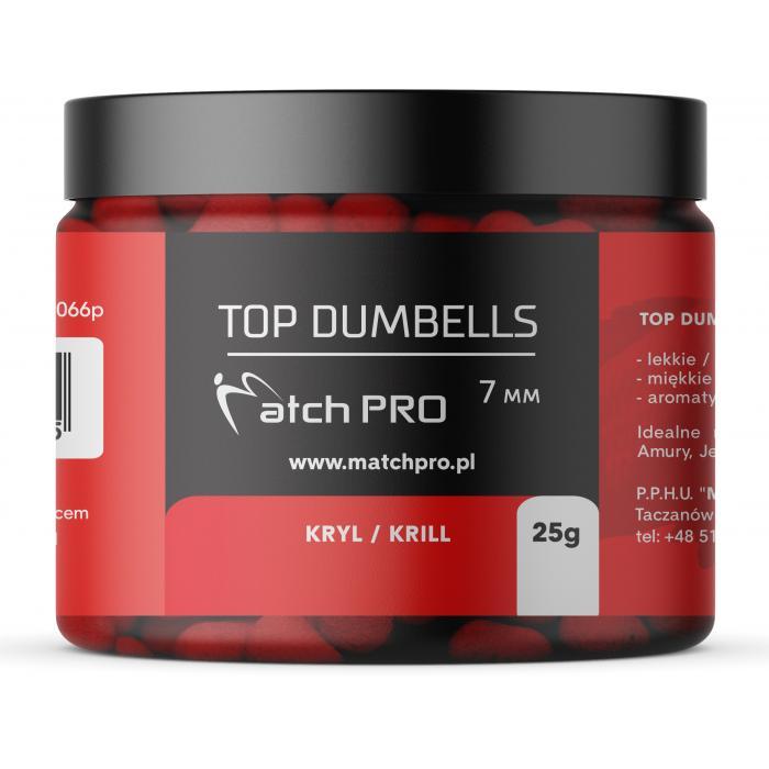 TOP DUMBELLS KRILL 7mm / 25g MatchPro