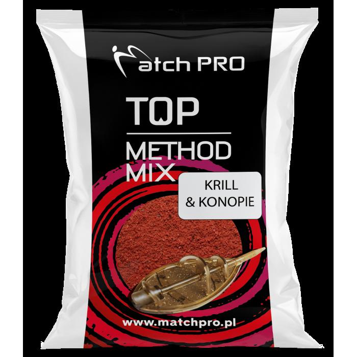 METHODMIX KRILL & HEMP Matchpro 700g