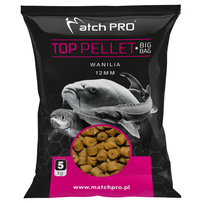 Пелети MatchPro VANILLA 12mm 5kg