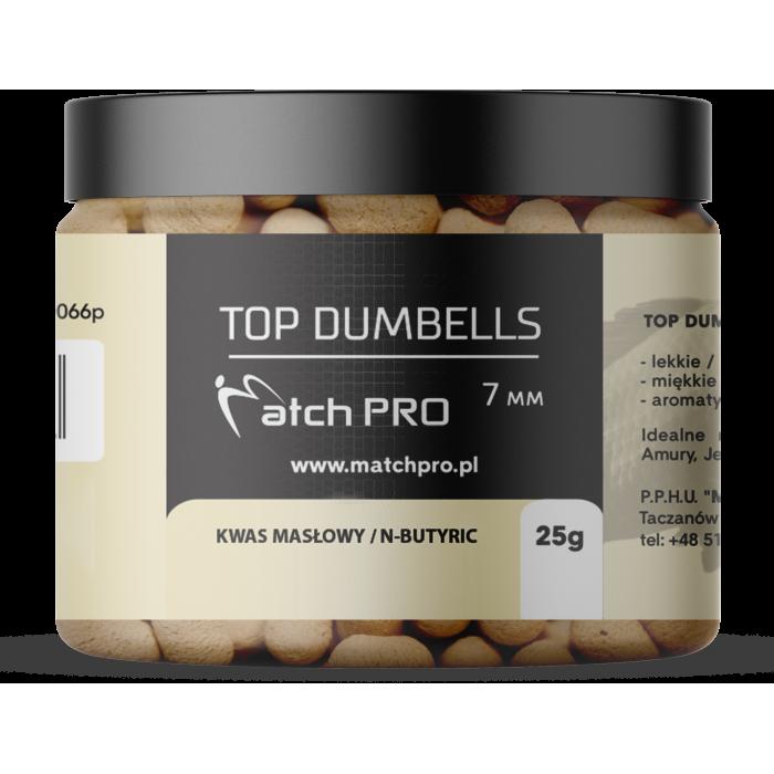 TOP DUMBELLS N-BUTYRIC 7mm / 25g MatchPro