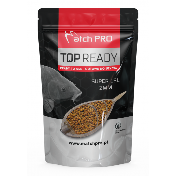 READY PELLET SUPER CSL 2mm Pellet MatchPro 700g