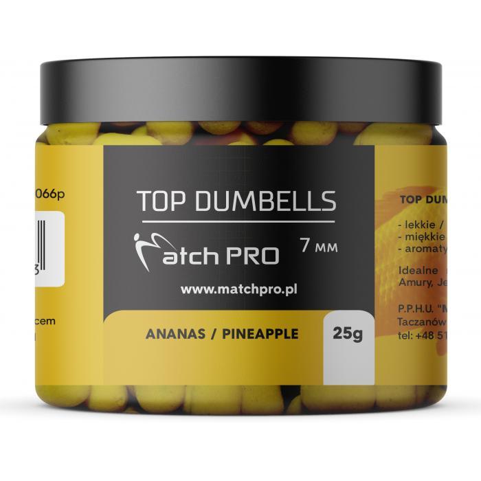 TOP DUMBELLS PINEAPPLE 7MM 25g/ MatchPro