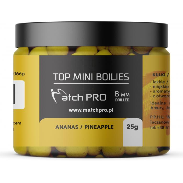 TOP BOILIES PINEAPPLE 8mm / 25g MatchPro