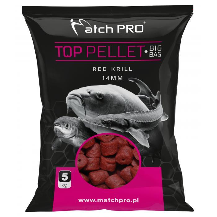 Пелети MatchPro RED KRILL 14mm 5kg