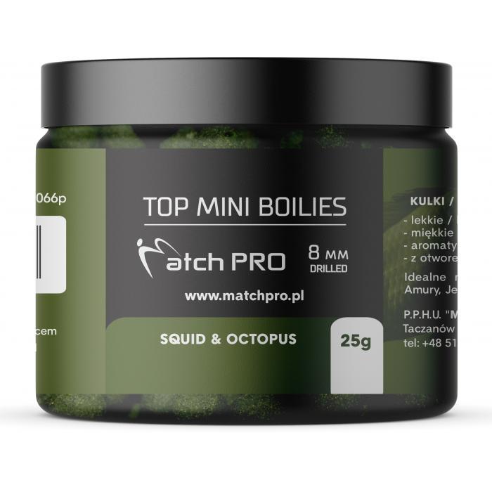 TOP BOILIES SQUID OCTOPUS 8mm / 25g MatchPro