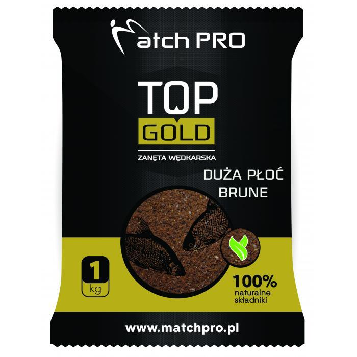 TOP GOLD BIG ROACH BRUNE MatchPro 1kg