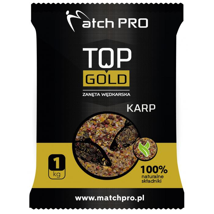 TOP GOLD CARP MatchPro 1kg