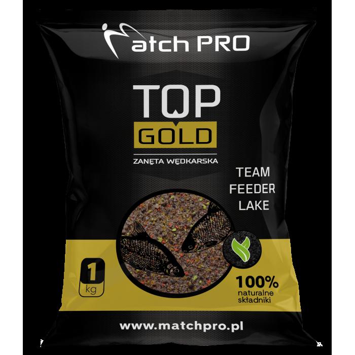 TOP GOLD TEAM FEEDER LAKE MatchPro 1kg