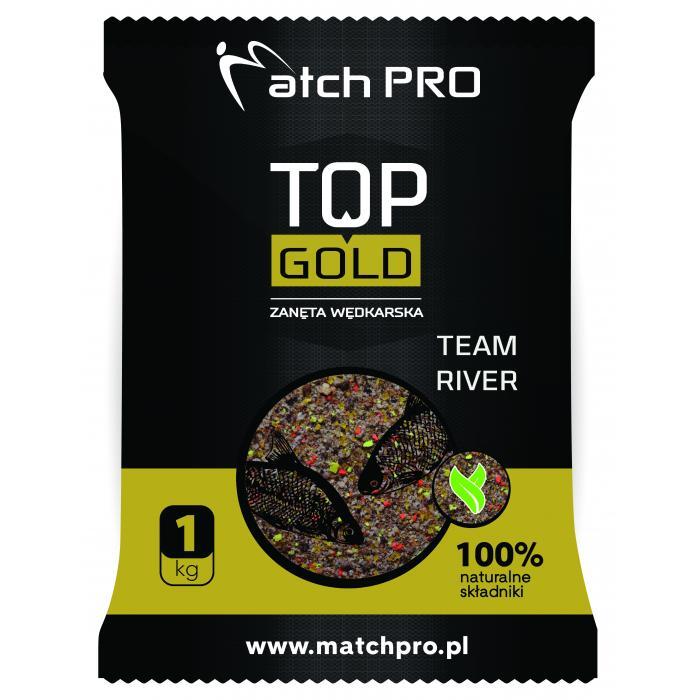 TOP GOLD TEAM RIVER MatchPro 1kg