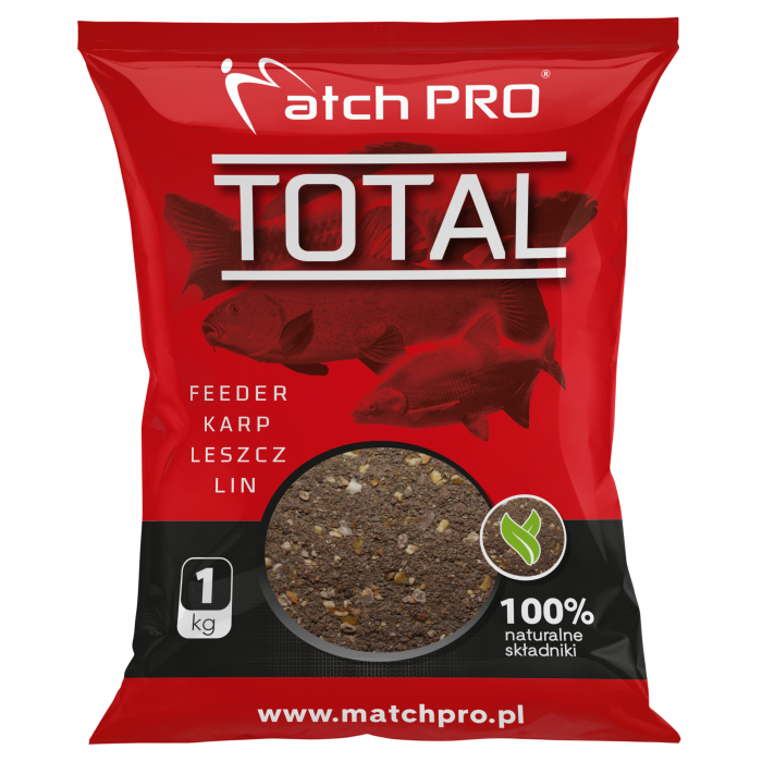 TOTAL FEEDER CARP BREAM TENCH MatchPro 1kg