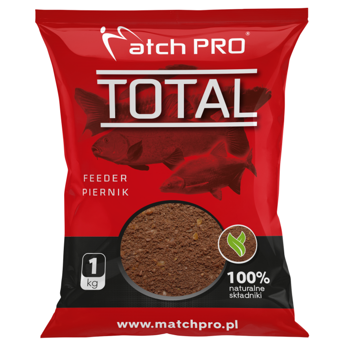 TOTAL FEEDER GINGERBREAD MatchPro 1kg