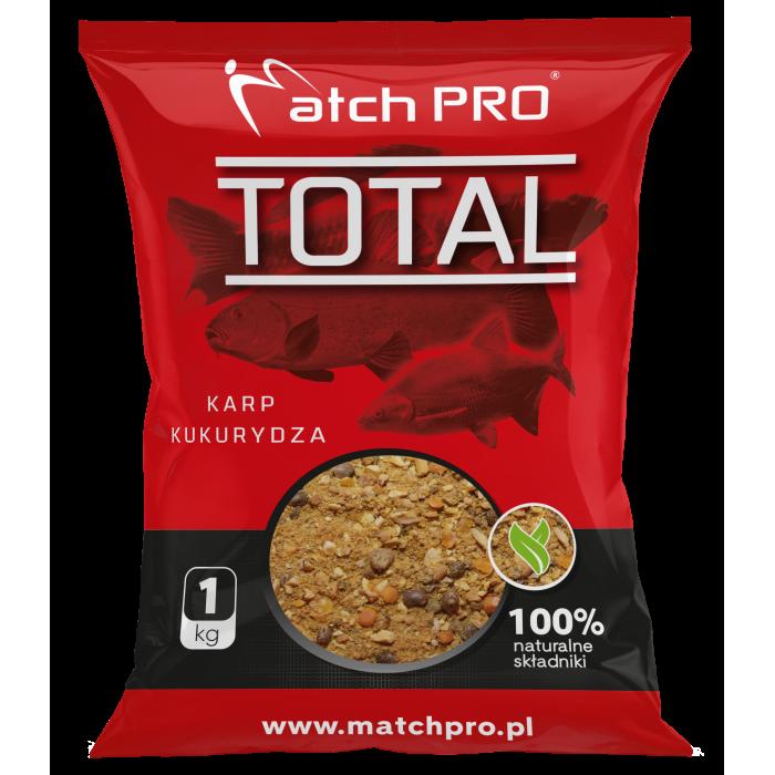 TOTAL CARP CORN MatchPro 1kg