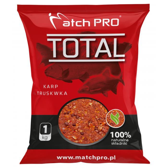 TOTAL CARP STRAWBERRY MatchPro 1kg