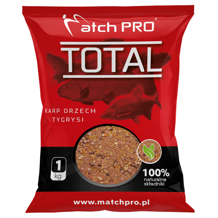TOTAL CARP TIGER NUT MatchPro 1kg