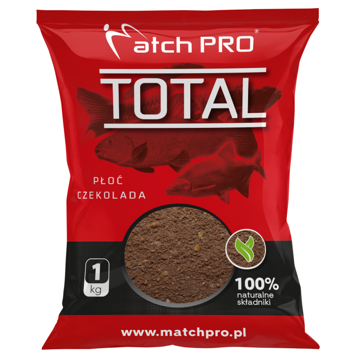 TOTAL ROACH CHOCOLATE MatchPro 1kg