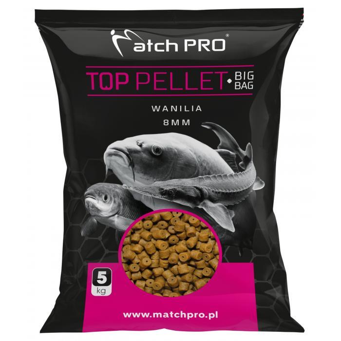 Пелети MatchPro VANILLA 8mm 5kg