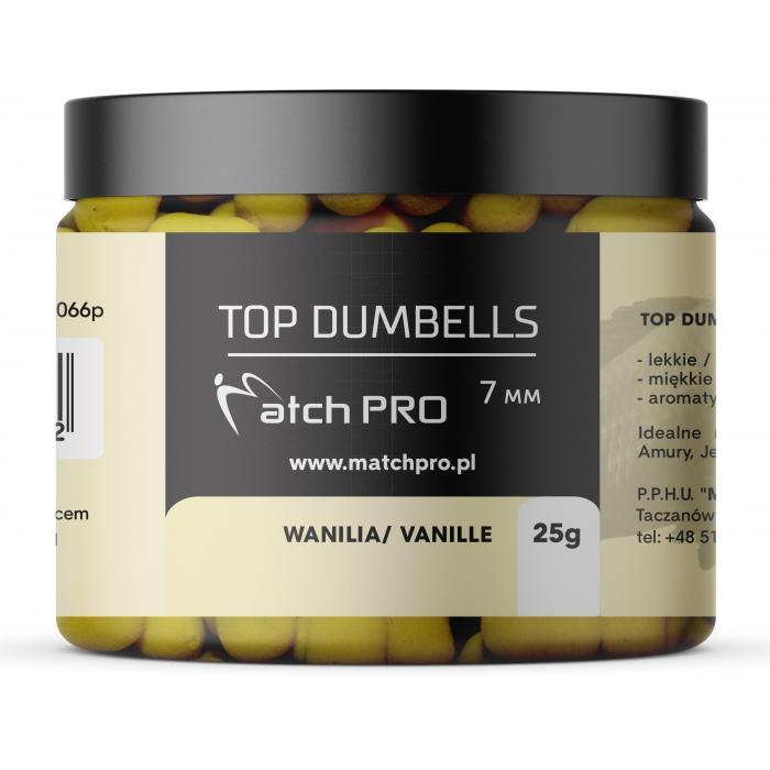 TOP DUMBELLS VANILLE 7mm/ 25g MatchPro