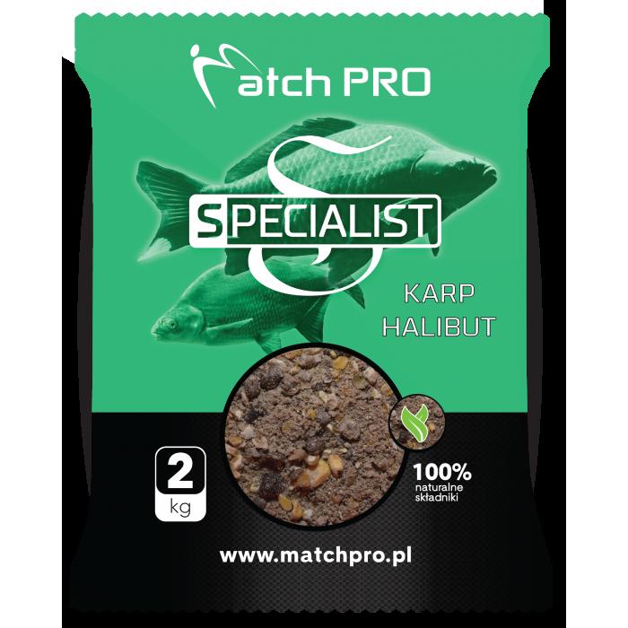 SPECIALIST CARP HALIBUT MatchPro 2kg
