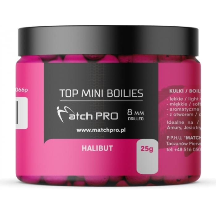 TOP BOILIES HALIBUT 8mm / 25g MatchPro
