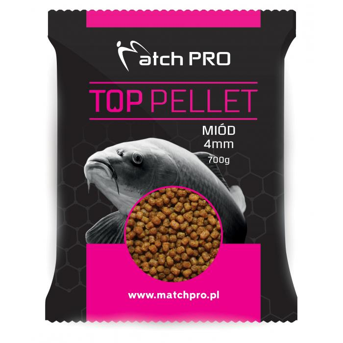 Пелети MatchPro HONEY 4mm 700g