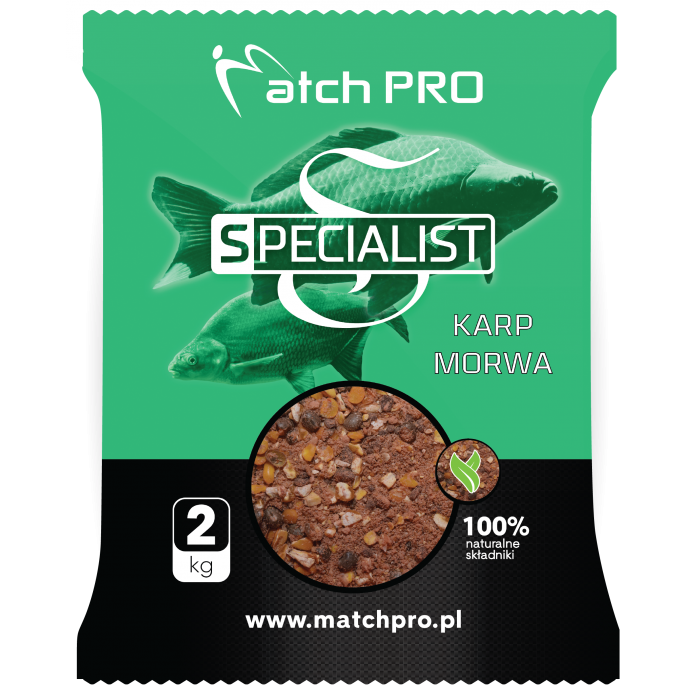 SPECIALIST CARP MULBERRY MatchPro 2kg