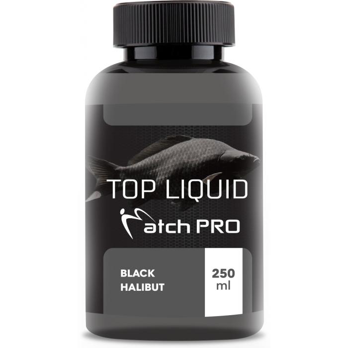 TOP Liquid BLACK HALIBUT MatchPro 250ml
