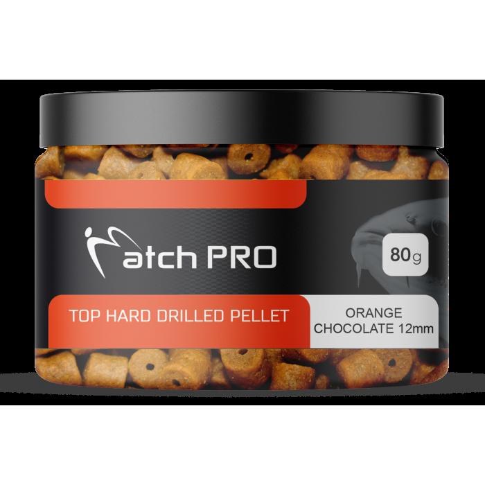 TOP HARD DRILLED ORANGE CHOCOLATE 12mm/80g MatchPro