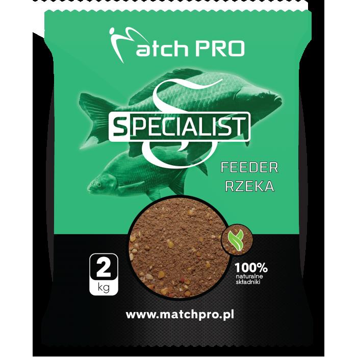 SPECIALIST FEEDER RIVER MatchPro 2kg